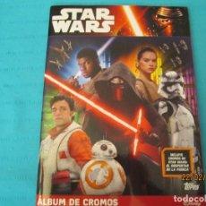 Coleccionismo Álbum: STAR WARS TOPPS EL DESPERTAR DE LA FUERZA. Lote 194916740