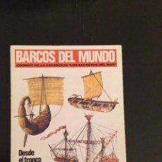Coleccionismo Álbum: ÁLBUM DE CROMOS BARCOS DEL MUNDO. Lote 194966915
