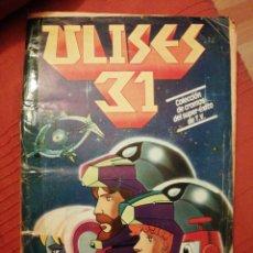 Coleccionismo Álbum: ULISES 31 (ÁLBUM). Lote 195015607