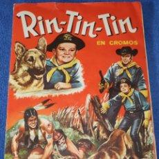 Coleccionismo Álbum: RIN-TIN-TIN - FHER (1962) ¡COMPLETO!. Lote 195059850