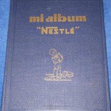Coleccionismo Álbum: MI ALBUM NESTLÉ - NESTLÉ (1932) ¡COMPLETO!. Lote 195059875