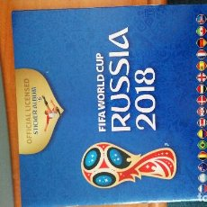 Coleccionismo Álbum: RUSIA 2018 FIFA WORLD CUP . Lote 195063907