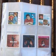 Coleccionismo Álbum: DISC-CROM COMPLETA. Lote 195064082