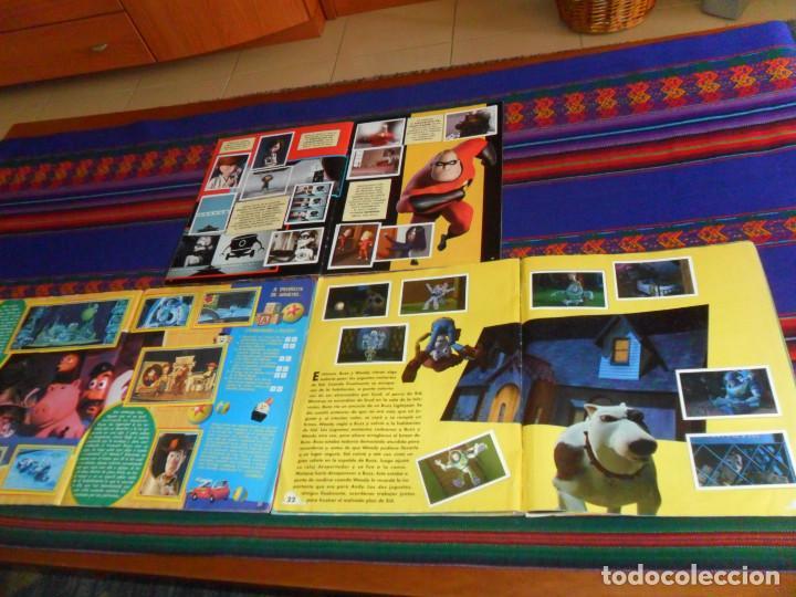Coleccionismo Álbum: TOY STORY COMPLETO Y TOY STORY 2 COMPLETO. PANINI 1995. DISNEY. REGALO LOS INCREÍBLES CON EL PÓSTER. - Foto 7 - 195085740