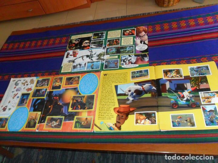 Coleccionismo Álbum: TOY STORY COMPLETO Y TOY STORY 2 COMPLETO. PANINI 1995. DISNEY. REGALO LOS INCREÍBLES CON EL PÓSTER. - Foto 8 - 195085740