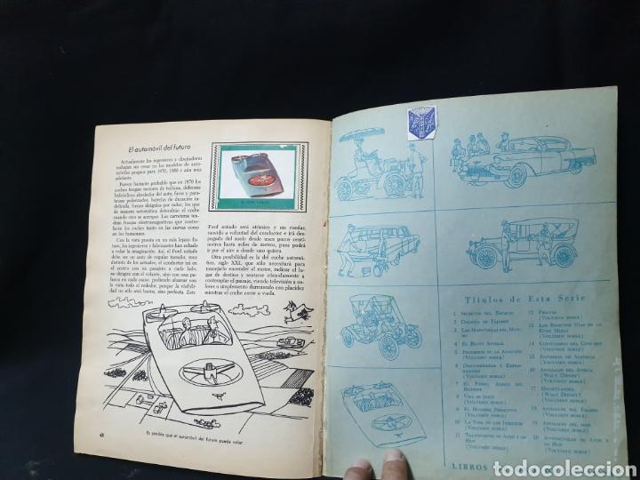 Coleccionismo Álbum: Libro de oro de estampas , Automoviles de ayer y de hoy Novaro 1948 - Foto 12 - 195106928