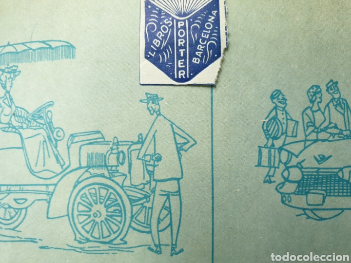 Coleccionismo Álbum: Libro de oro de estampas , Automoviles de ayer y de hoy Novaro 1948 - Foto 13 - 195106928