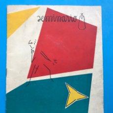 Coleccionismo Álbum: ALBUM CROMOS - SEMINARIO, HOMENAJE A SAN JUAN DE RIBERA - AÑO 1960-1961 - COMPLETO. Lote 195112652