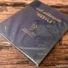 Coleccionismo Álbum: ALBUM NESTLÉ COMPLETO!!.. Lote 191848350