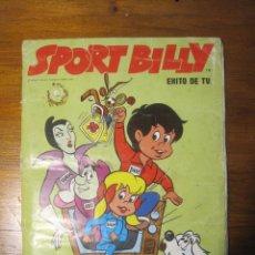 Coleccionismo Álbum: SPORT BILLY- ALBUM DE CROMOS COMPLETO. Lote 195204590