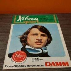 Coleccionismo Álbum: ANTIGUO ÁLBUM COMPLETO XIBECA SPORT LOS EQUIPPS DE 1 DIVISION Y LAS 16 SELECCIONES DE MUNICH. Lote 195261585