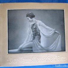 Coleccionismo Álbum: ÁLBUM DE ARTISTAS DE BALLET Y DANZA. COMPLETO, 312 CROMOS. DISTRIBUIDOR. ECKSTEIN - HALPAUS. DRESDE.. Lote 195271996