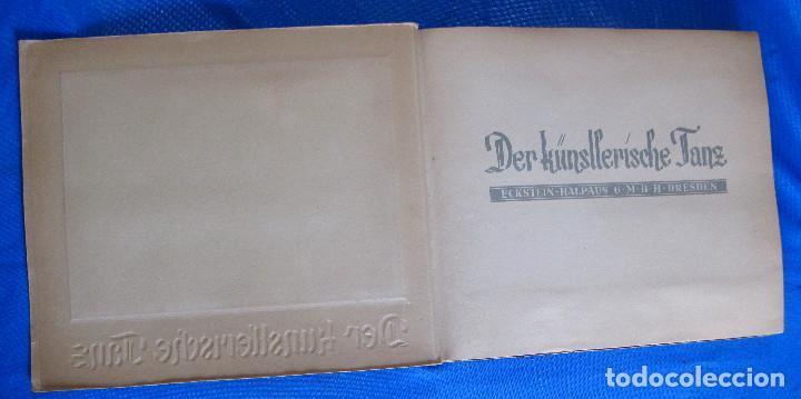 Coleccionismo Álbum: ÁLBUM DE ARTISTAS DE BALLET Y DANZA. COMPLETO, 312 CROMOS. DISTRIBUIDOR. ECKSTEIN - HALPAUS. DRESDE. - Foto 2 - 195271996
