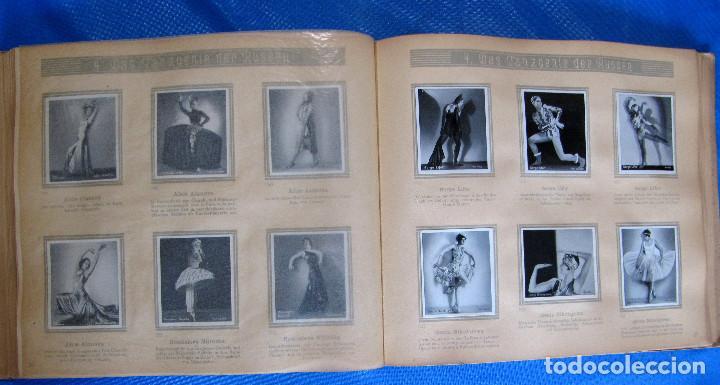 Coleccionismo Álbum: ÁLBUM DE ARTISTAS DE BALLET Y DANZA. COMPLETO, 312 CROMOS. DISTRIBUIDOR. ECKSTEIN - HALPAUS. DRESDE. - Foto 8 - 195271996