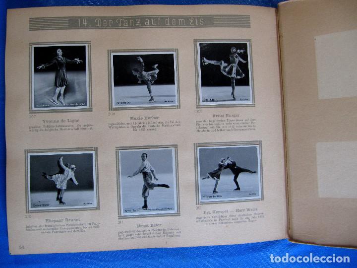 Coleccionismo Álbum: ÁLBUM DE ARTISTAS DE BALLET Y DANZA. COMPLETO, 312 CROMOS. DISTRIBUIDOR. ECKSTEIN - HALPAUS. DRESDE. - Foto 10 - 195271996