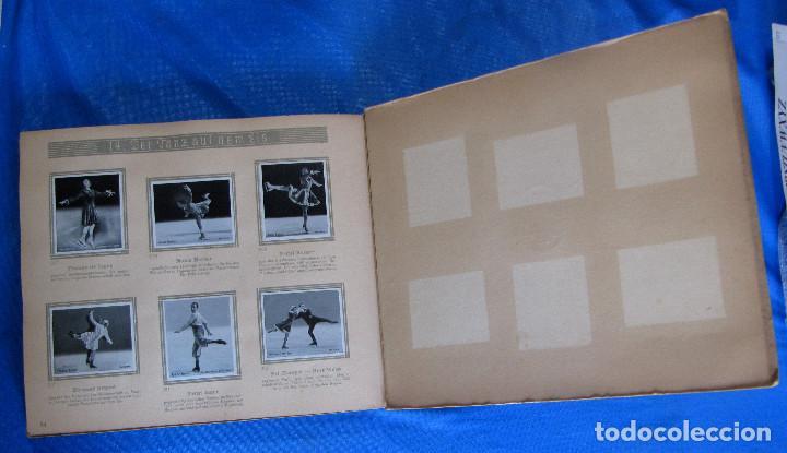 Coleccionismo Álbum: ÁLBUM DE ARTISTAS DE BALLET Y DANZA. COMPLETO, 312 CROMOS. DISTRIBUIDOR. ECKSTEIN - HALPAUS. DRESDE. - Foto 11 - 195271996