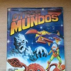 Coleccionismo Álbum: ALBUM OTROS MUNDOS. EDITORIAL MAGA. 1984. Lote 195309993