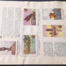 Coleccionismo Álbum: 7 NAVIOS REMO Y VELASELLOS AHORRO INFANTIL CAJA AHORROS ZARAGOZA COMPLETO SELLADOCP B-1. Lote 195324593
