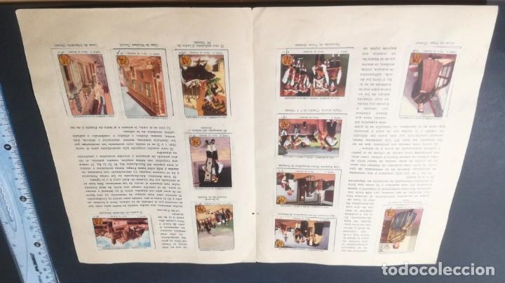 Coleccionismo Álbum: 2 ARAGON TIPOS COSTUMBRES VIVENCIASSELLOS AHORRO INFANTIL CAJA AHORROS ZARAGOZA COMPLETO SELLADOC - Foto 3 - 195325521