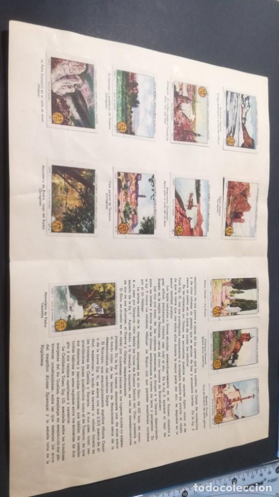Coleccionismo Álbum: 1 ARAGON RIOJA PINTORESCOSSELLOS AHORRO INFANTIL CAJA AHORROS ZARAGOZA COMPLETO SELLADOCP B-1 - Foto 3 - 195325716