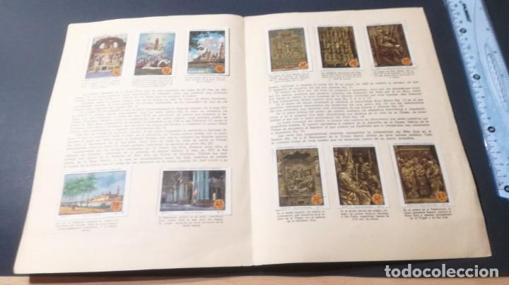 Coleccionismo Álbum: 15 VIRGEN PILAR TEMPLOSELLOS AHORRO INFANTIL CAJA AHORROS ZARAGOZA COMPLETO SELLADOCP B-1 - Foto 3 - 195325875