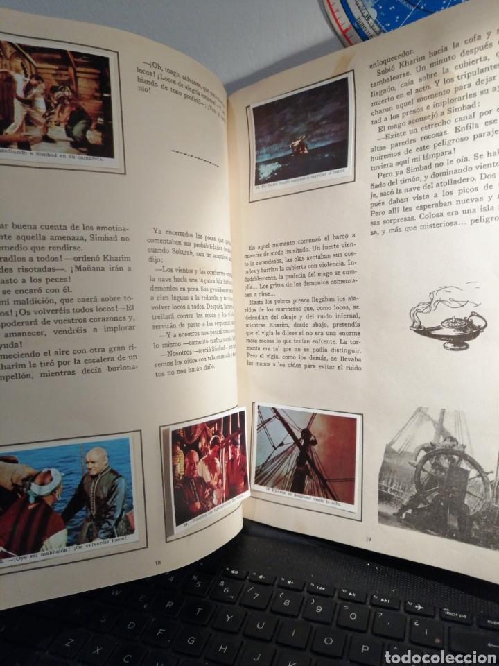 Coleccionismo Álbum: Album de cromos Completo SIMBAD Y LA PRINCESA CHOCOLATES JUNCOSA - Foto 4 - 195327832