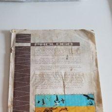 Coleccionismo Álbum: ALBUM LOS ANIMALES EN SU AMBIENTE EDITORIAL FHER. Lote 195339338