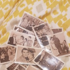 Coleccionismo Álbum: COLECCIÓN COMPLETA DE 21 CROMOS LA PEQUEÑA CORONELA SHIRLEY TEMPLE. Lote 195339488