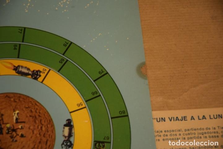 Coleccionismo Álbum: JUEGO VIAJE A LA LUNA DAMM COMPLETO+ÁLBUM COMPLETO HOMENAJE A LA CONQUISTA DEL ESPACIO (VER IMÁGENES - Foto 7 - 195376260