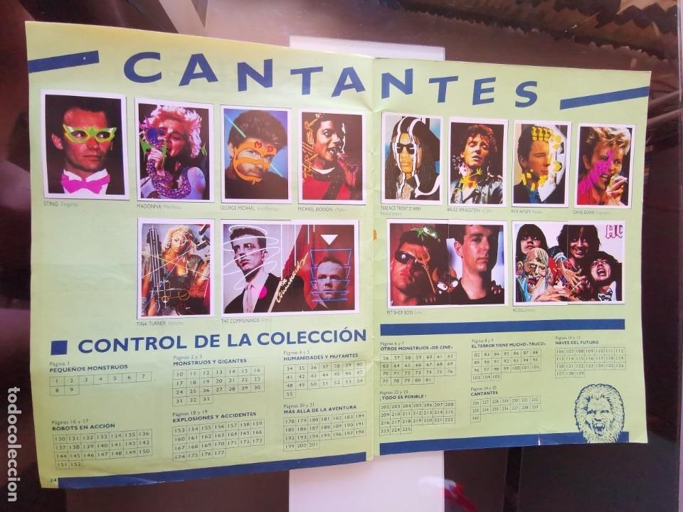 Coleccionismo Álbum: ÁLBUM CROMOS EFECTOS ESPECIALES ED. ASTON COMPLETO CON PÓSTER MBE - Foto 14 - 195387428