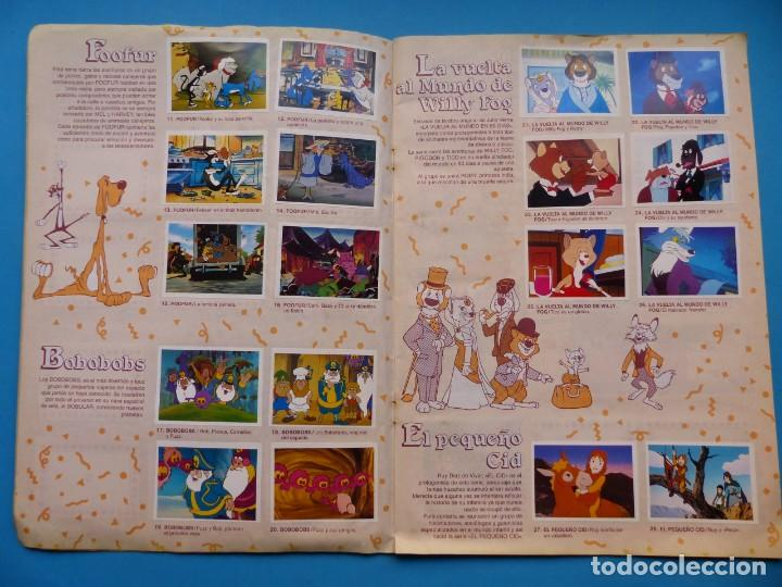 Coleccionismo Álbum: ALBUM CROMOS SUPER FESTIVAL DEL DIBUJO ANIMADO, ED. ESTE - AÑO 1988, COMPLETO PERO LEER DESCRIPCIÓN - Foto 3 - 195501981