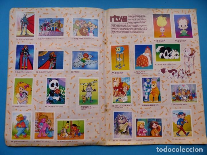 Coleccionismo Álbum: ALBUM CROMOS SUPER FESTIVAL DEL DIBUJO ANIMADO, ED. ESTE - AÑO 1988, COMPLETO PERO LEER DESCRIPCIÓN - Foto 6 - 195501981