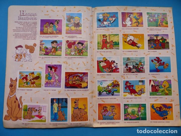 Coleccionismo Álbum: ALBUM CROMOS SUPER FESTIVAL DEL DIBUJO ANIMADO, ED. ESTE - AÑO 1988, COMPLETO PERO LEER DESCRIPCIÓN - Foto 8 - 195501981