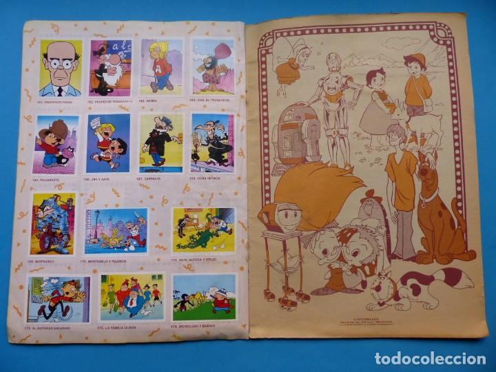 Coleccionismo Álbum: ALBUM CROMOS SUPER FESTIVAL DEL DIBUJO ANIMADO, ED. ESTE - AÑO 1988, COMPLETO PERO LEER DESCRIPCIÓN - Foto 10 - 195501981