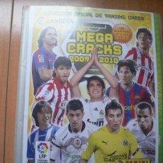 Coleccionismo Álbum: COLECCIÓN COMPLETA DE MEGACRACKS 2009 - 2010. Lote 195533778