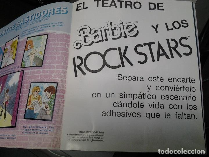 Coleccionismo Álbum: BARBIE ROCK STARS - EDITORIAL PANINI - ALBUM DE CROMOS COMPLETO - VER DESCRIPCION - Foto 4 - 87735880