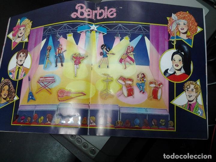 Coleccionismo Álbum: BARBIE ROCK STARS - EDITORIAL PANINI - ALBUM DE CROMOS COMPLETO - VER DESCRIPCION - Foto 6 - 87735880