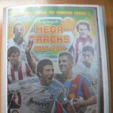 Coleccionismo Álbum: COLECCIÓN COMPLETA DE MEGACRACKS 2010 - 2011. Lote 195534946