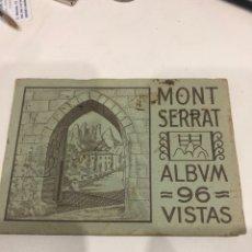 Coleccionismo Álbum: MONTSERRAT. Lote 195655642