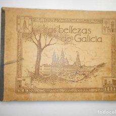 Coleccionismo Álbum: LA BELLEZAS DE GALICIA (ÁLBUM DE CROMOS) Y99172T. Lote 196517942