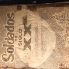 Collectionnisme Album: SOLDADOS DEL SIGLO XX DE RUIZ ROMERO. Lote 197037520
