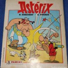Coleccionismo Álbum: ASTERIX - PANINI ¡COMPLETO!. Lote 254579490