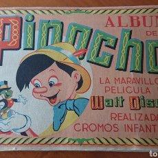 Coleccionismo Álbum: ÁLBUM PINOCHO, FHER, COMPLETO, PERFECTO, ORIGINAL, VED FOTOS. Lote 197306988