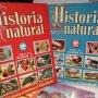 HISTORIA NATURAL ALBUMES PRIMERO Y SEGUNDO. EDITORIAL BRUGUERA
