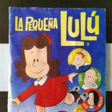 Coleccionismo Álbum: ÁLBUM CROMOS EDICIONES ESTE LA PEQUEÑA LULU 1984 COMPLETO. Lote 198762887