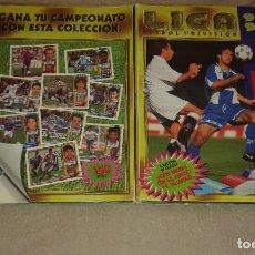Coleccionismo Álbum: ÁLBUM LIGA ESTE 95- 96. Lote 199308787