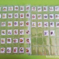 Coleccionismo Álbum: COLECCION COMPLETA GREFUSHOW DUOS. GREFUSHOW 3. GREFUSA + ALBUM + HOJAS TRANSPARENTES. Lote 199324550