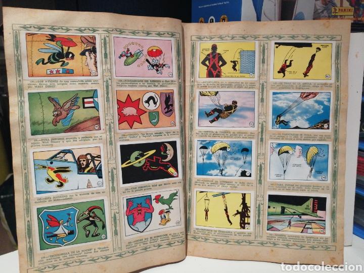 Coleccionismo Álbum: Album de cromos Completo AVIACION de 1900 a 1950 Ed. Clipper - Foto 11 - 199661132