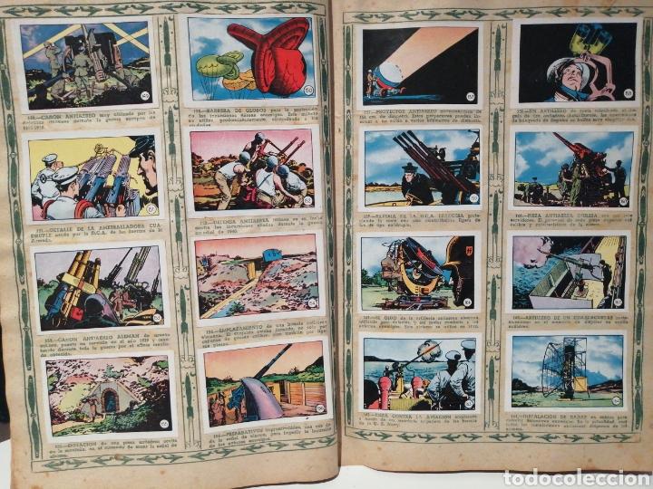 Coleccionismo Álbum: Album de cromos Completo AVIACION de 1900 a 1950 Ed. Clipper - Foto 12 - 199661132