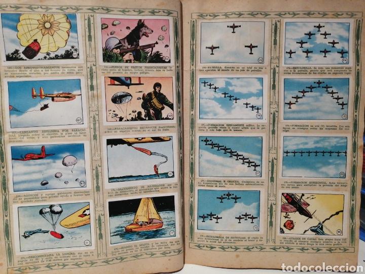 Coleccionismo Álbum: Album de cromos Completo AVIACION de 1900 a 1950 Ed. Clipper - Foto 13 - 199661132